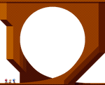 Sonic Mania - Generations' style Loop-de-Loops.