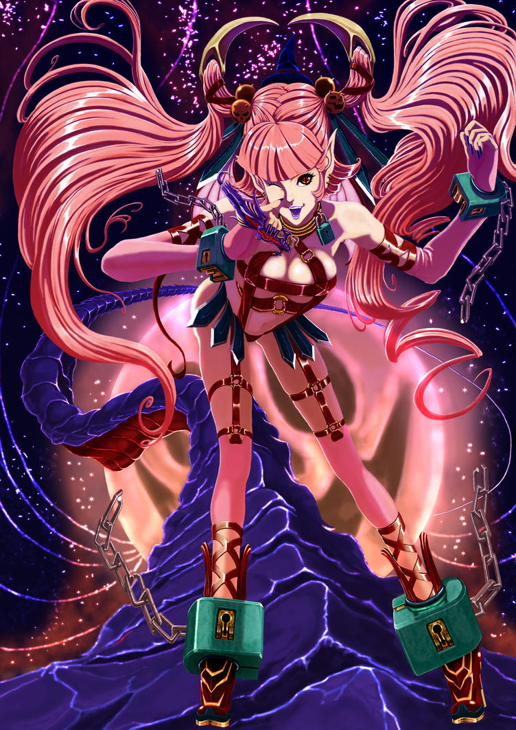 Demon princess by someiyosino