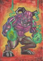 Baron of Hell by nicosucio