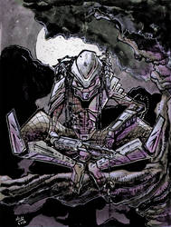 predator by nicosucio