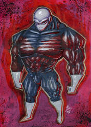 Jiren the grey by nicosucio