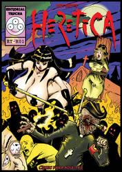 Heretica #1 cover art