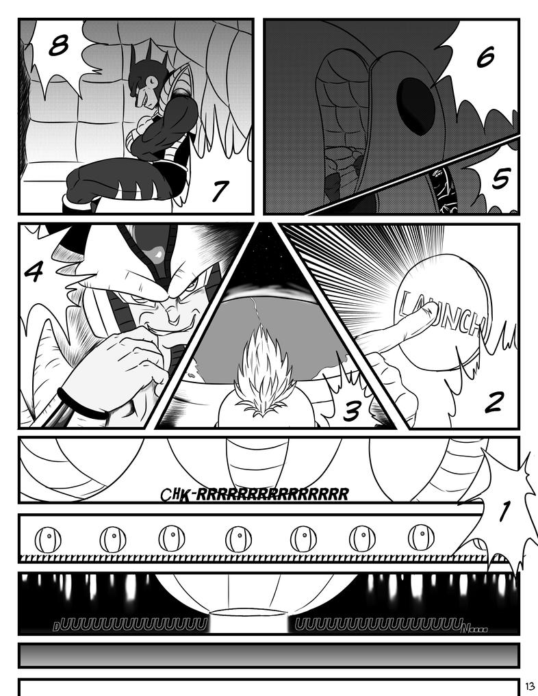 DB: Beyond Ch1 pg 13 by chrisolian