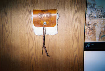 Pictish pouch by wisejesse