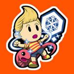 Chibi Lucas sticker