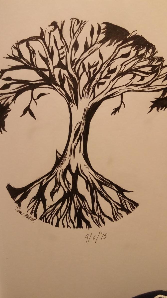 Tree of Life by tomytieneblas74