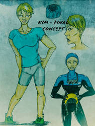 Predator: Hunters - Kim Final Concept