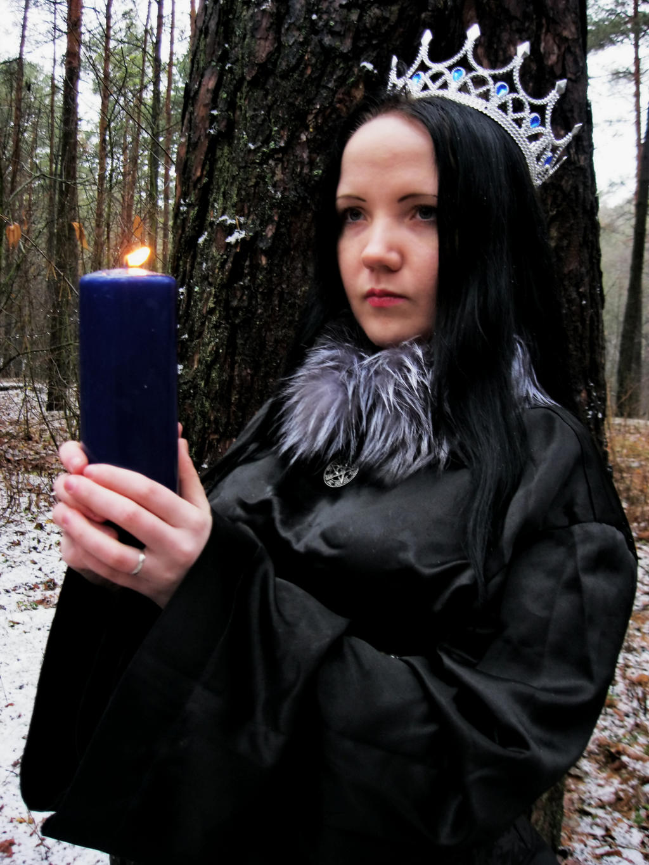 Black Queen-9 by InvisibleGirlStock