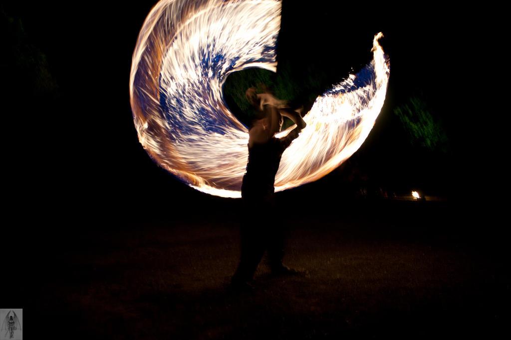 Fire Angel by Amizaras