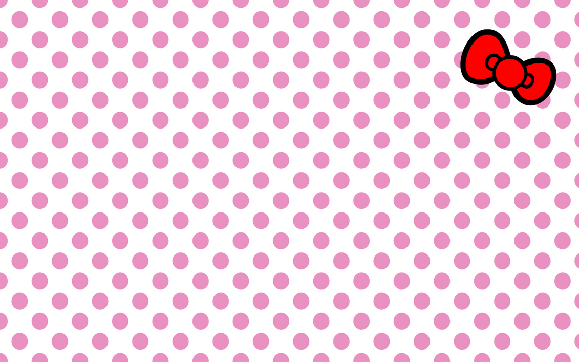 Hellokitty bow wallpaper by will yen on deviantart hellokitty bow wallpaper by will yen altavistaventures Choice Image