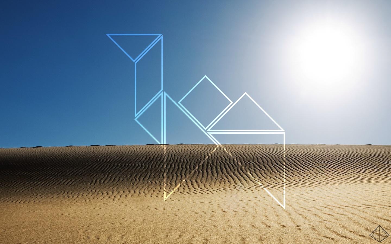 Camel in the Desert. by will-yen