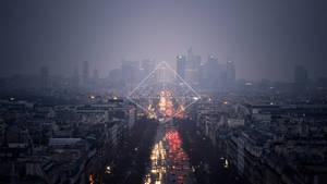 Champs-Elysees Wallpaper