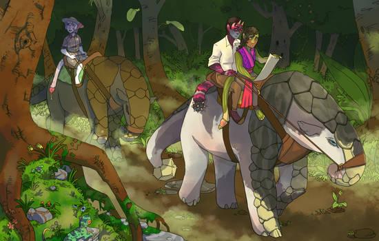 Expedition - Safari time
