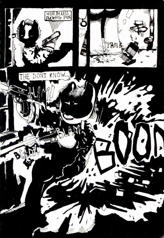 Random Pony Comics: Sin City edition by TheGreekDollmaker ...