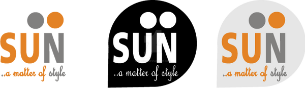 Sun Logo design by ZiaDindi