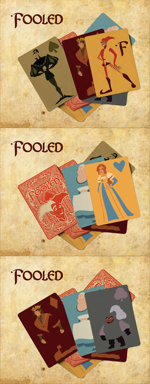 Fooled - Icon Card Stacks