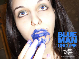 Blue Man Groupie by BreakTheDay