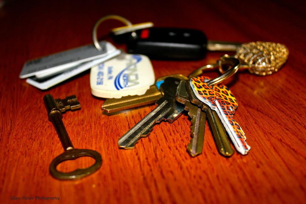 Keys to my Life by GlassHouse-1