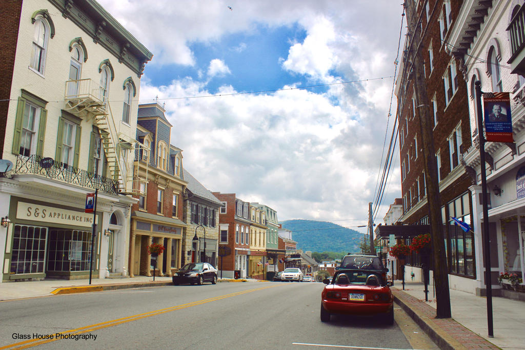 Bedford, Pennsylvania by GlassHouse-1