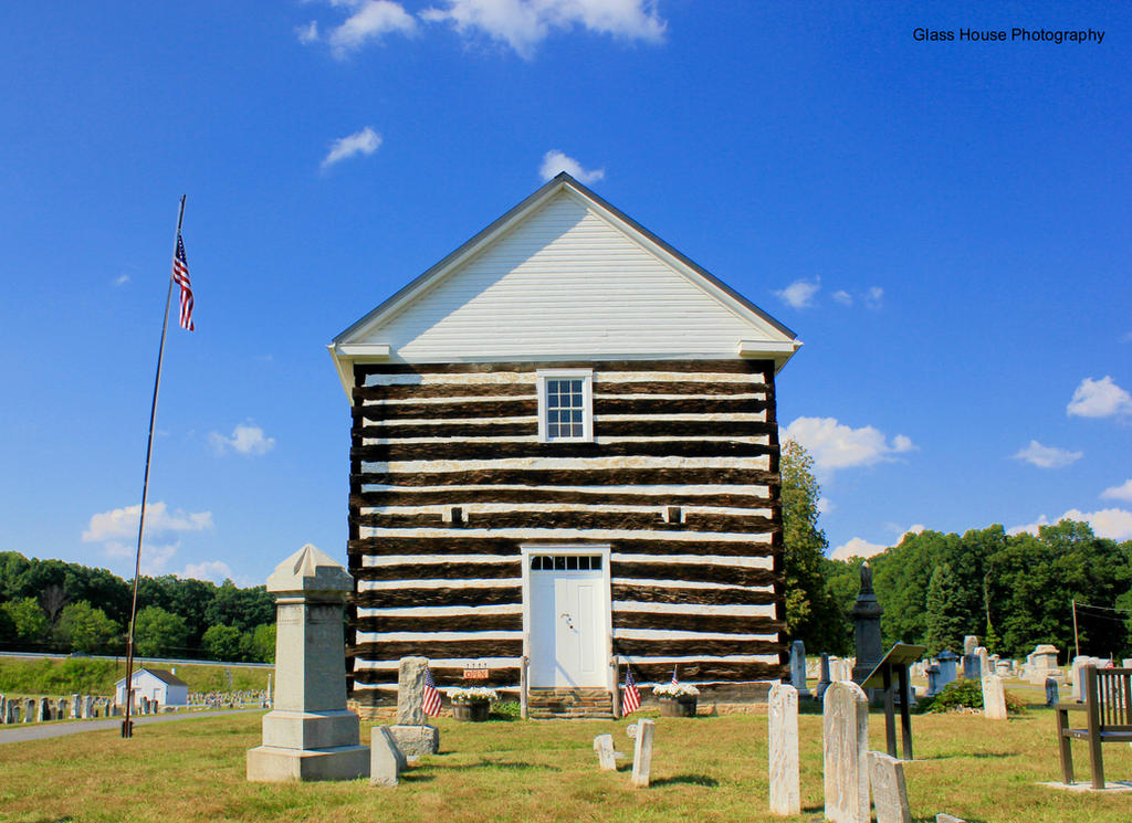 The Old Log Church by GlassHouse-1
