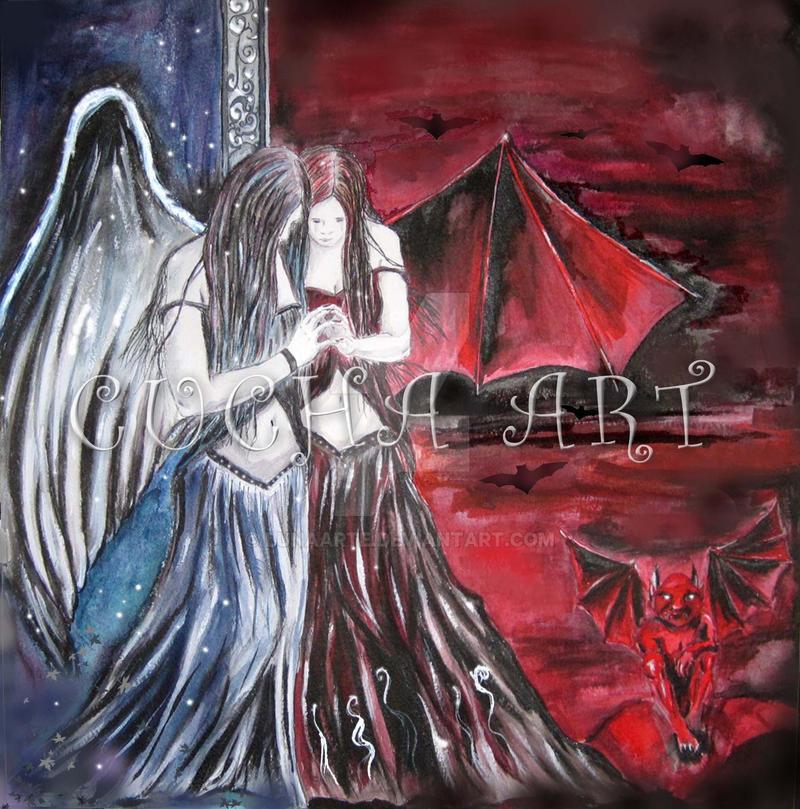 Angels by LunaArte