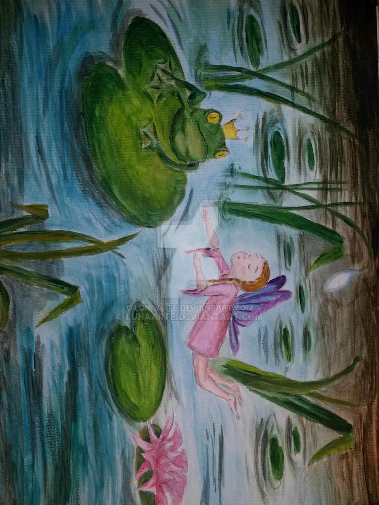 Fairy Tale by LunaArte