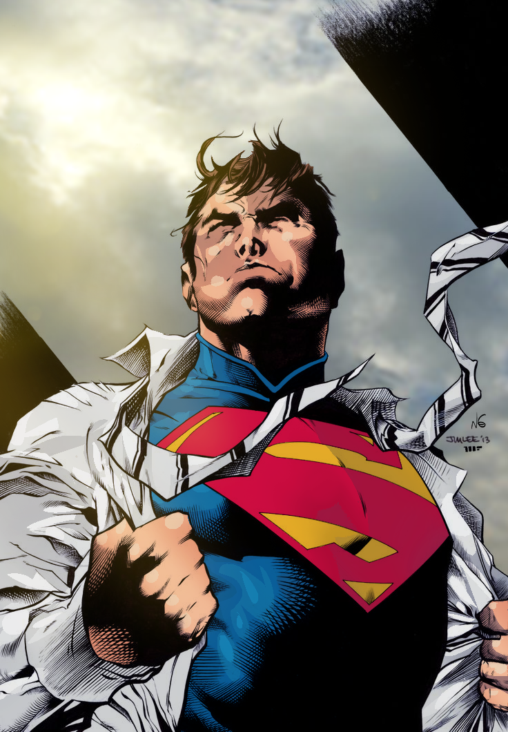 Superman by sokepy