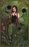 October: Poison Ivy by Kusuri-Shibata
