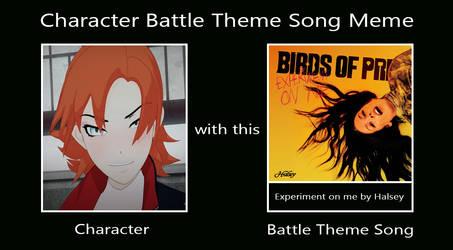 Nora's Battle Theme Song