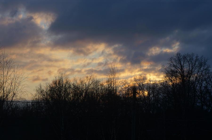 Beautiful sky by cratzys