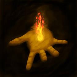 Firebender by mirazrahman