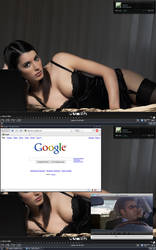 3.8.09 Vista Desktop by EliteMarine