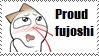 proud Fujoshi stamp by yuna97