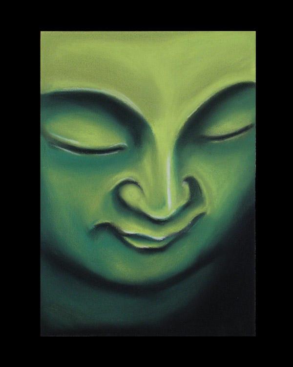 green buddah by seanherman