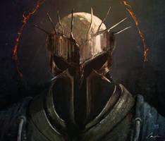 Dark Souls Hoodie Knight by MikeJordana