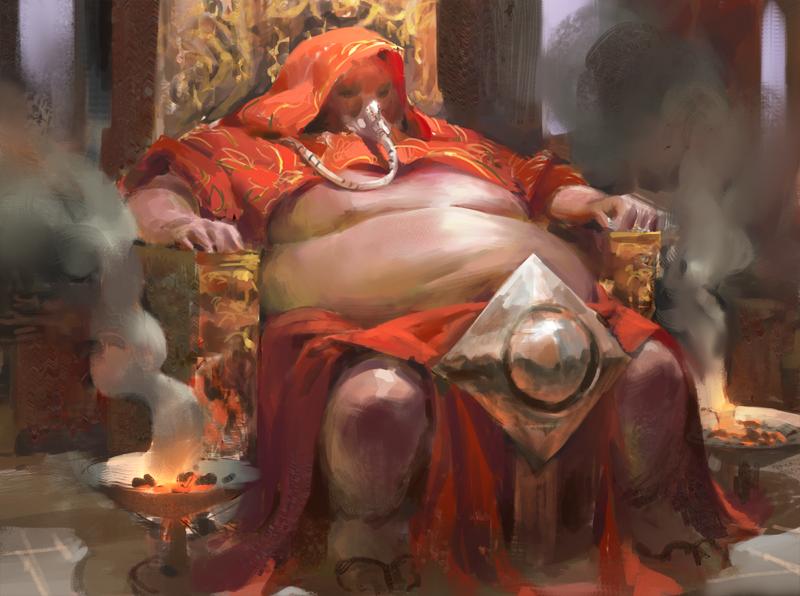 Blood Baron by MikeJordana