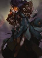 Irene, Atlas of Souls