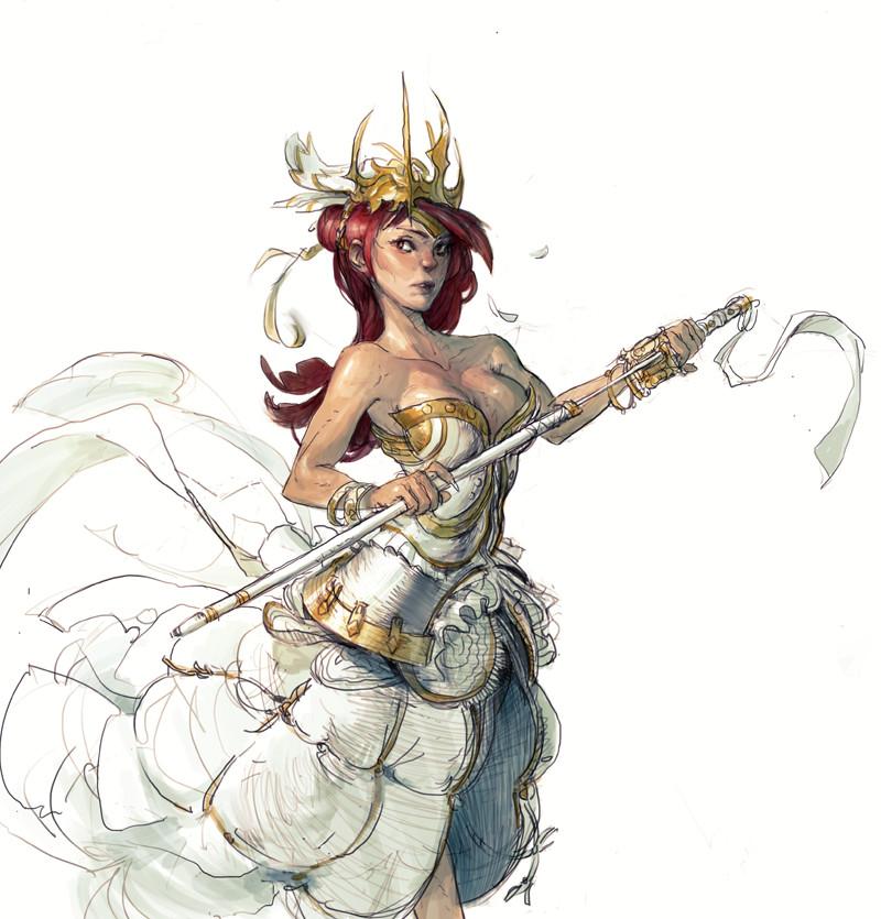 Queen Marchesa by MikeJordana