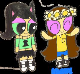 (AT) Betty and Brooke