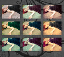 22 Lightroom Presets (Beholded Queen)