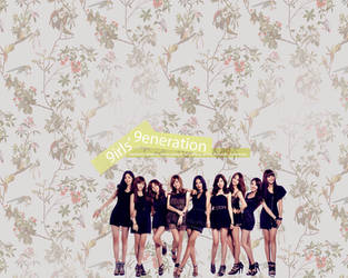 snsd wallpaper by melodyandharmony