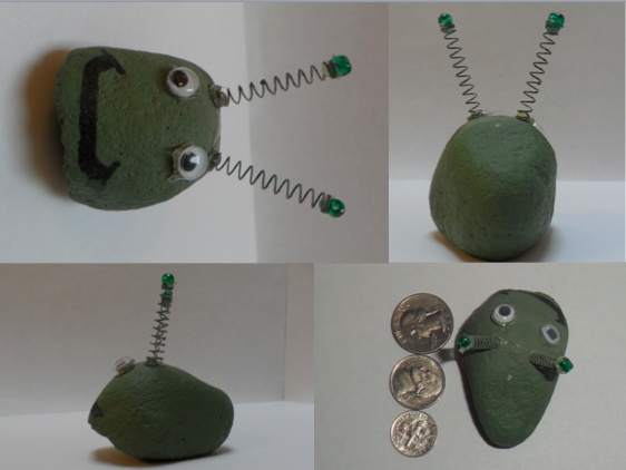 pet rock slug by lutheranchick on deviantart