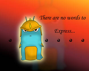 Lost Expression by Drazugan