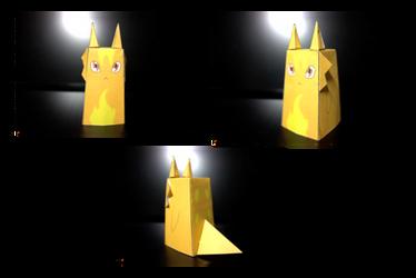 PaperCraft Burpy by Drazugan