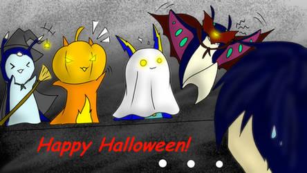 Happy Halloween 2014 fellow Slugterrans!