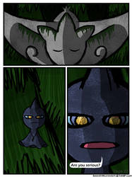 PMD: Monochrome Crusaders Chapter One: Page 4 by AhogeDoge