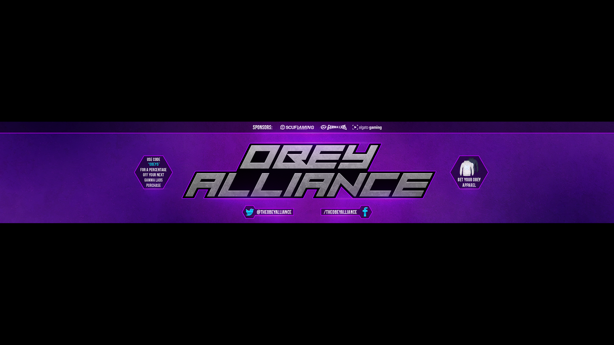 Obey Alliance banner by Tacoxlegendary on DeviantArt