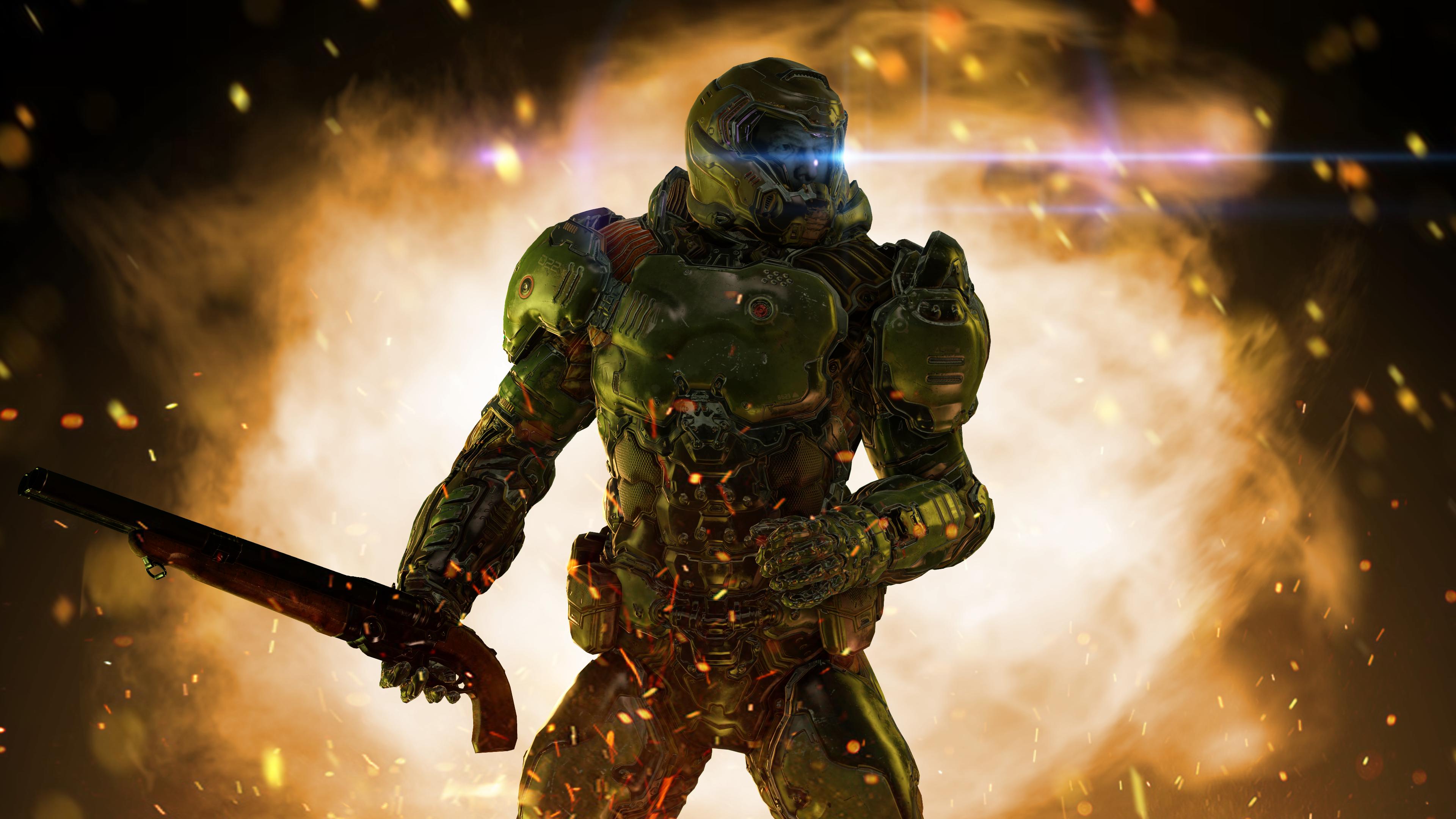 Doom Slayer By Elmensfm On Deviantart