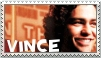 Entourage Stamp I: Vince by coldwindsinjune