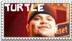 Entourage Stamp II: Turtle by coldwindsinjune